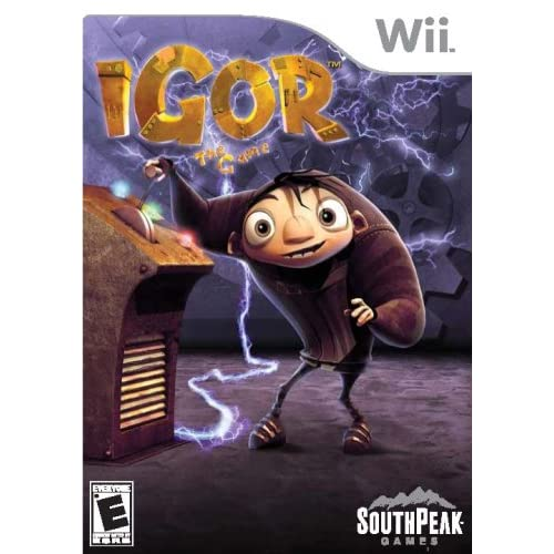 Image 0 of Igor The Game For Wii And Wii U
