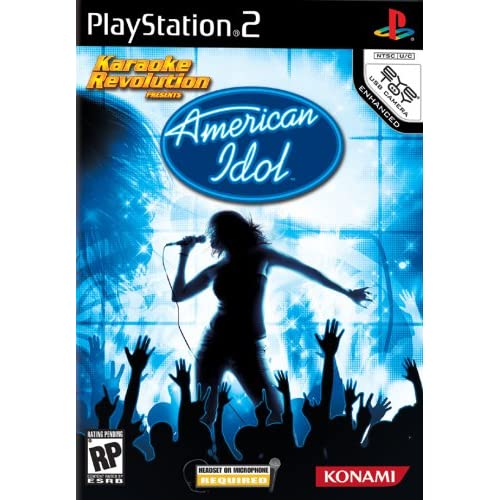 Karaoke Revolution: American Idol For PlayStation 2 PS2 Music