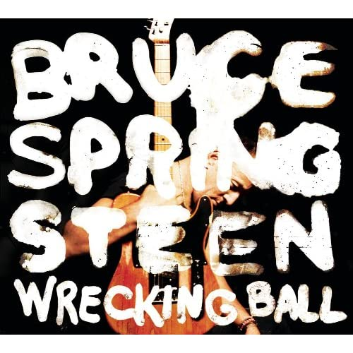 Image 0 of Wrecking Ball By Bruce Springsteen On Audio CD Album 2012