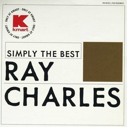 Image 0 of Simply The Best By Charles Ray On Audio CD Album Rock 2009
