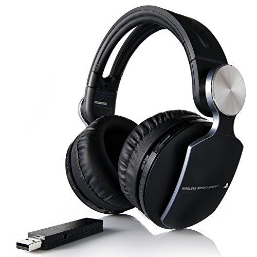 Sony PlayStation PS3 PS4 Ps Vita Pulse Elite Edition Wireless Stereo Headset For