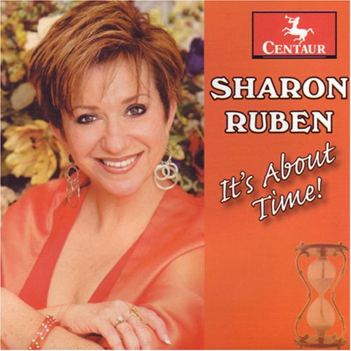 Image 0 of It's About Time By Sharon Ruben On Audio CD Album 2007