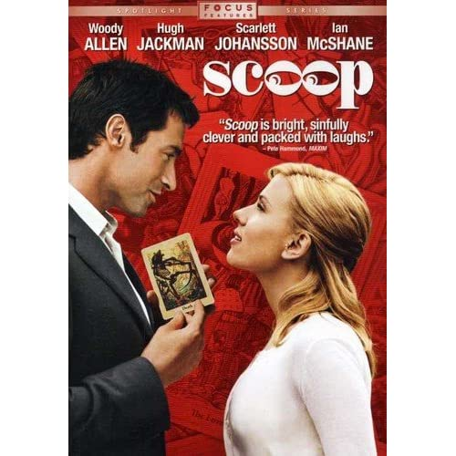 Scoop On DVD With Woody Allen Comedy