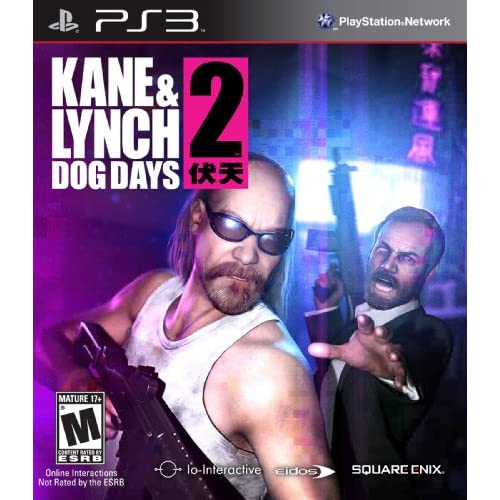Kane And Lynch 2: Dog Days For PlayStation 3 PS3
