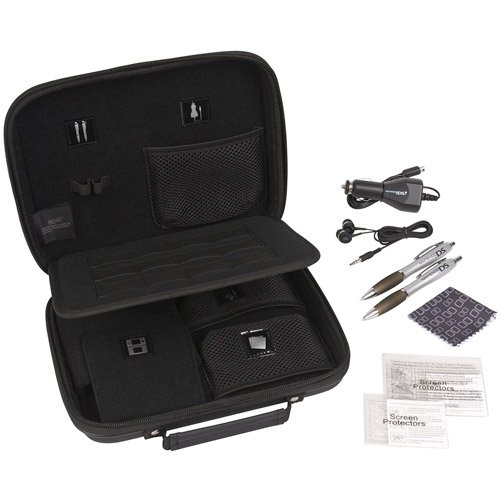 Image 0 of Power A Ultimate Kit For Nintendo 3DS XL/3/I Black For DS For 3DS