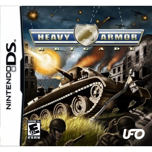 Image 0 of Heavy Armor Brigade For Nintendo DS DSi 3DS 2DS