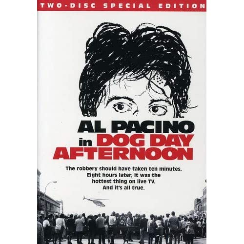 Image 0 of Dog Day Afternoon On DVD With Al Pacino Drama