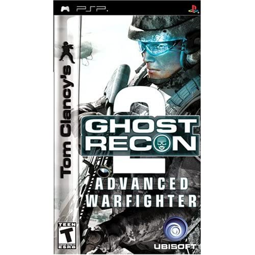 Tom Clancy's Ghost Recon Advanced Warfighter 2 Sony For PSP UMD