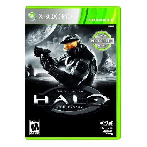 Shooting Games For Xbox 360 : Halo combat evolved anniversary for xbox shooter
