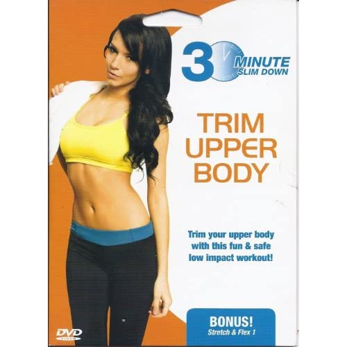 3 Minute Slim Down Exercise Slim Down Fast On DVD