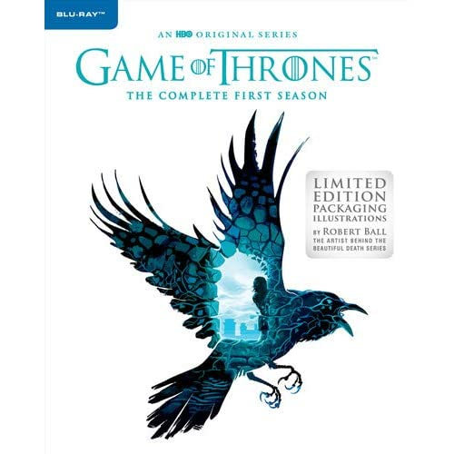 Image 0 of Game Of Thrones: The Complete First Season Bd Blu-Ray On Blu-Ray Drama