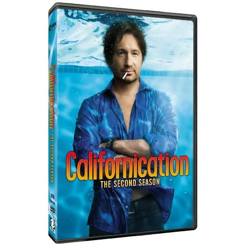 Image 0 of Californication Season 2 On DVD With David Duchovny Comedy