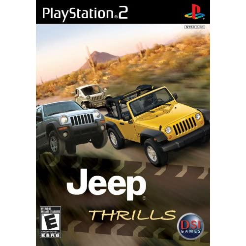 Image 0 of Jeep Thrills For PlayStation 2 PS2 Racing