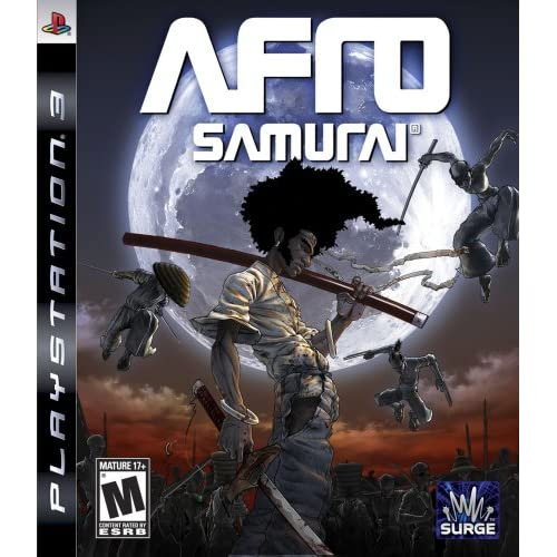 Afro Samurai For PlayStation 3 PS3