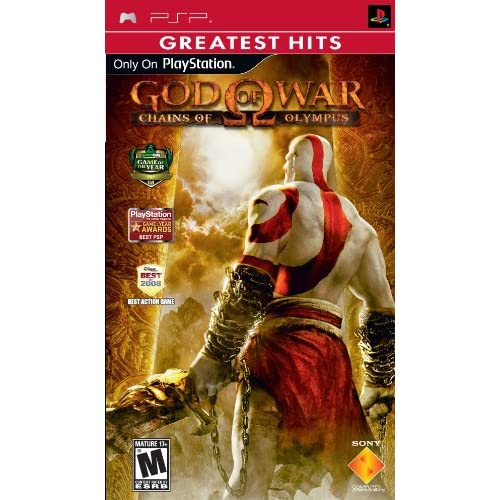 Image 0 of God Of War Chains Of Olympus Sony PSP