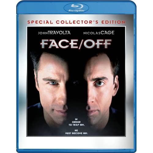 Image 0 of Face/off Special Edition Blu-Ray On Blu-Ray With John Travolta