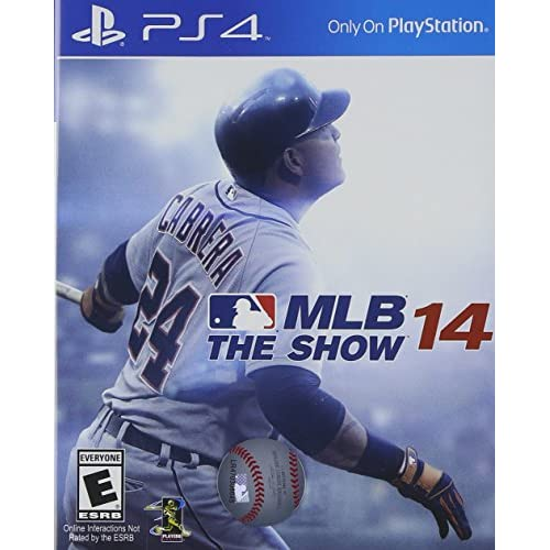 Image 0 of MLB 14: The Show For PlayStation 4 PS4 Baseball