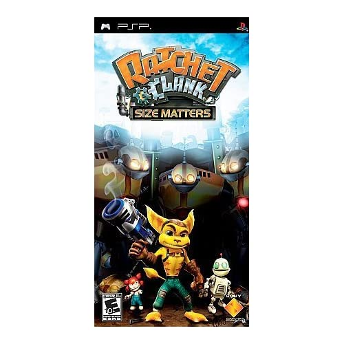 Image 0 of Ratchet And Clank: Size Matters For PSP