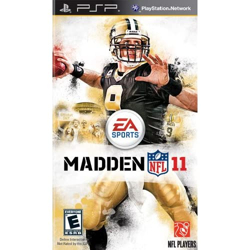 Image 0 of Madden NFL 11 Sony For PSP