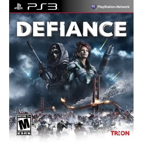 Defiance For PlayStation 3 PS3