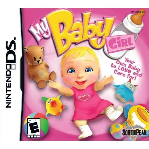 Image 0 of My Baby Girl For Nintendo DS DSi 3DS 2DS
