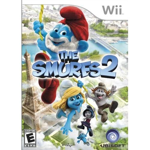 Image 0 of The Smurfs 2 For Wii And Wii U