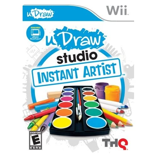 Image 0 of uDraw Studio: Instant Artist For Wii Puzzle
