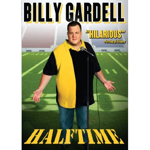 Image 0 of Billy Gardell: Halftime On DVD