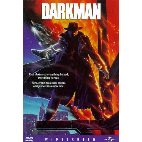 Image 0 of Darkman On DVD With Liam Neeson