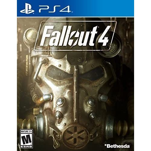 Fallout 4 For PlayStation 4 PS4