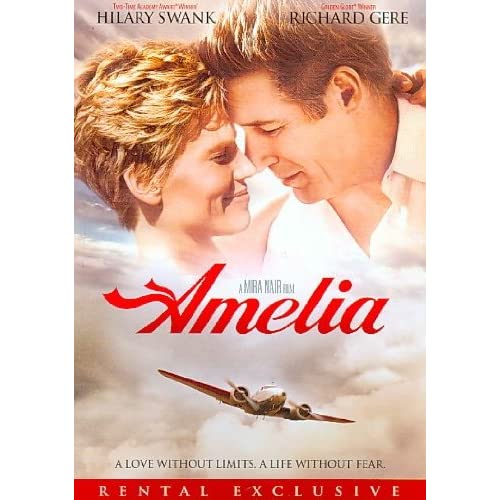 Image 0 of Amelia Rental Ready On DVD