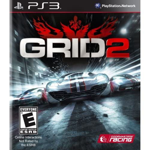 Grid 2 For PlayStation 3 PS3