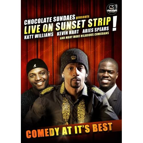 Image 0 of Chocolate Sundaes Presents Live On Sunset Strip On DVD