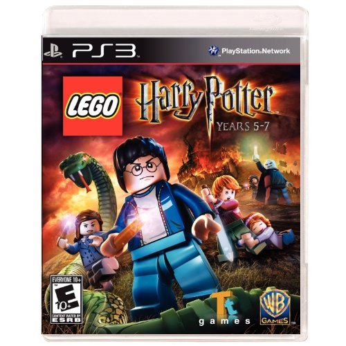 Lego Harry Potter: Years 5-7 For PlayStation 3 PS3 With Manual and Case