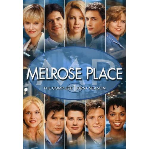 Melrose Place The Complete First Season On DVD With Heather Locklear