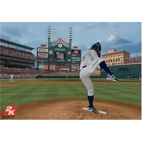 Image 3 of Major League Baseball 2K8 For PlayStation 2 PS2