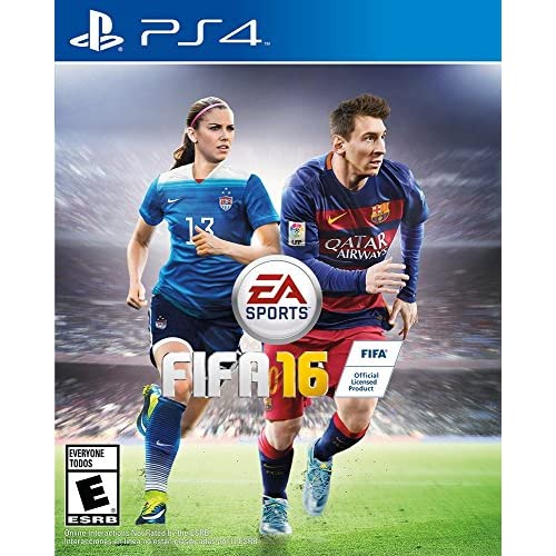 FIFA 16 Standard Edition For PlayStation 4 PS4 Soccer