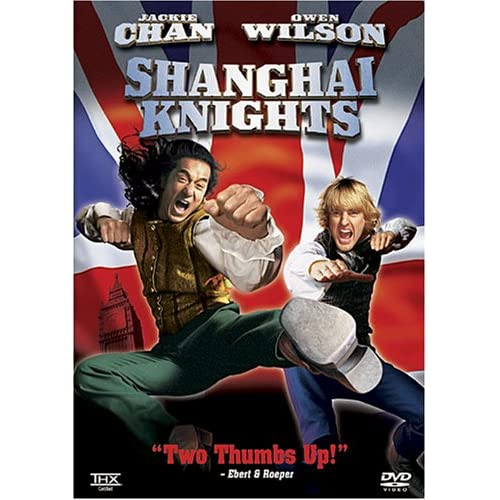 Image 0 of Shanghai Knights On DVD with Jackie Chan Comedy