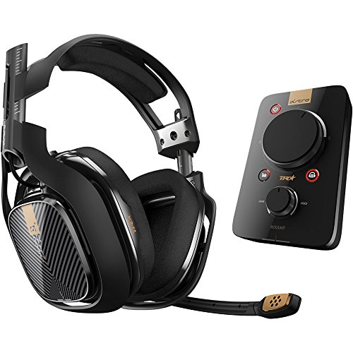 Astro Gaming A40 Tr Headset Mixamp Pro Tr For PlayStation 4 Black