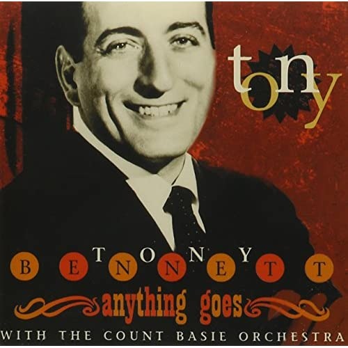 Image 0 of Anything Goes By Tony Bennett On Audio CD Album 2004