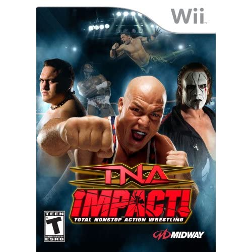 Image 0 of TNA Impact! For Wii And Wii U