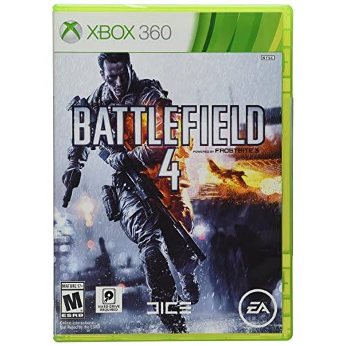 Battlefield 4 For Xbox 360 Shooter