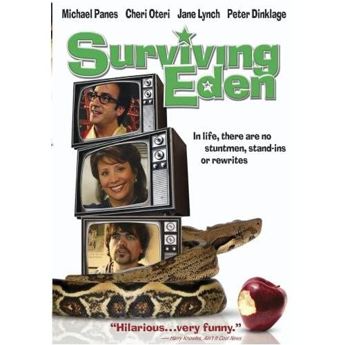 Image 0 of Surviving Eden On DVD With Michael Panes