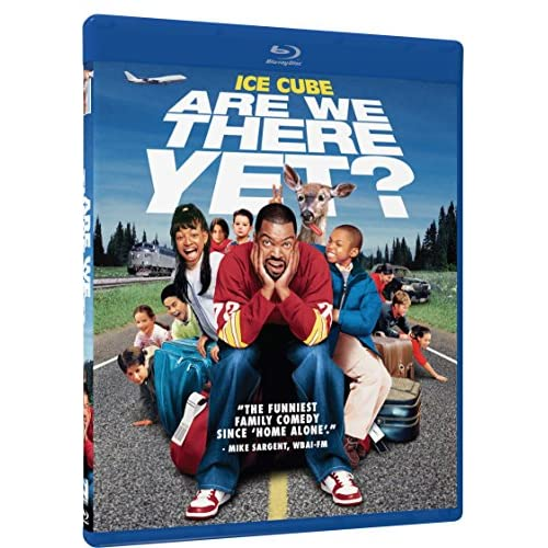 Are We There Yet? On Blu-Ray With Ice Cube