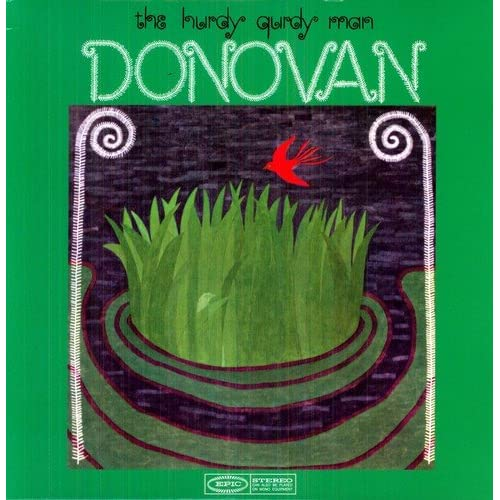 Image 0 of Hurdy Gurdy Man By Donovan On Vinyl Record LP