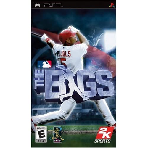 Image 0 of The Bigs Sony For PSP UMD Baseball