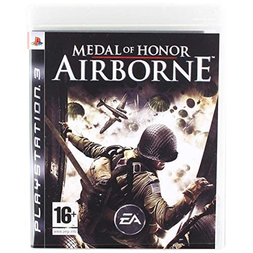 Medal Of Honor: Airborne For PlayStation 3 PS3