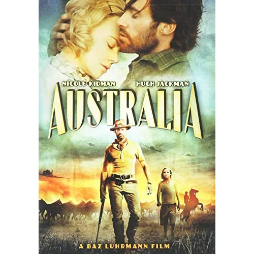 Image 0 of Australia On DVD With Hugh Jackman Drama