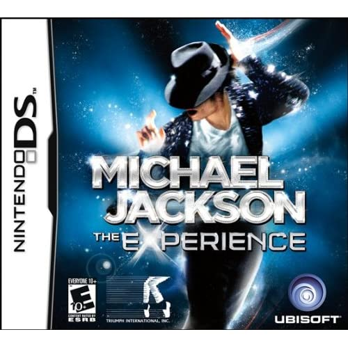 Image 0 of Michael Jackson The Experience For Nintendo DS DSi 3DS 2DS Music