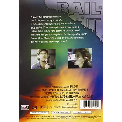 Image 2 of Bail Out On DVD with David Hasselhoff